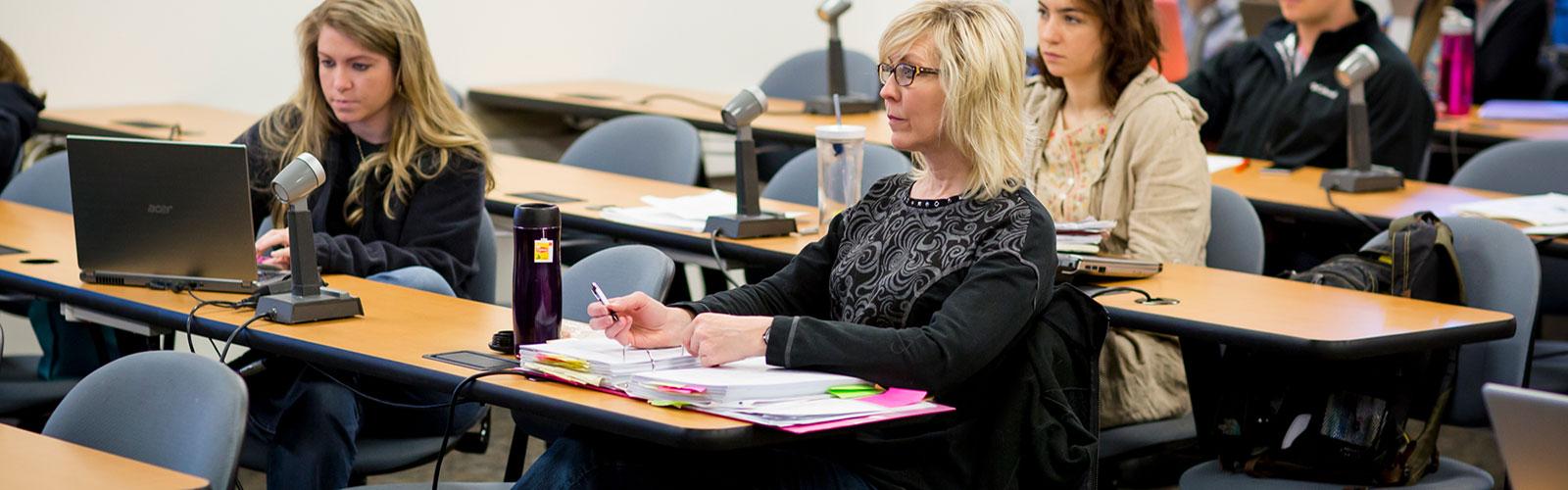 Creighton University Adult Learner