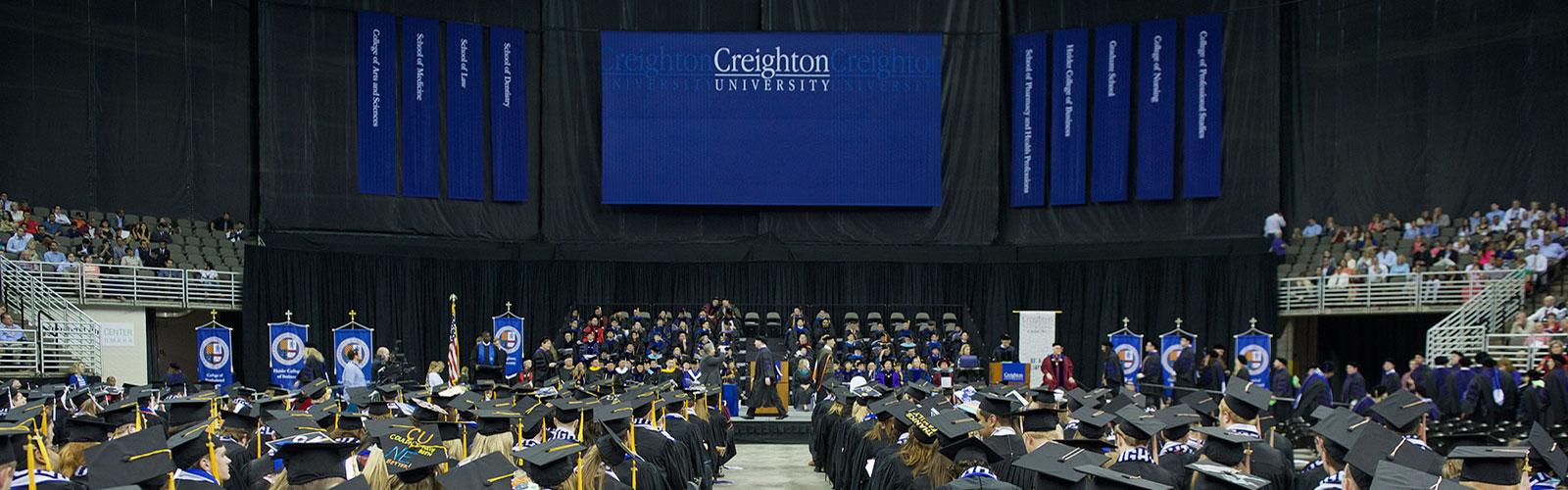 Creighton University Graduation
